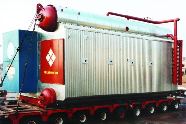 SZS燃油(气)锅炉