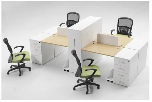 厦门办公家具安装现场注意事项及屏风办公桌安装方法