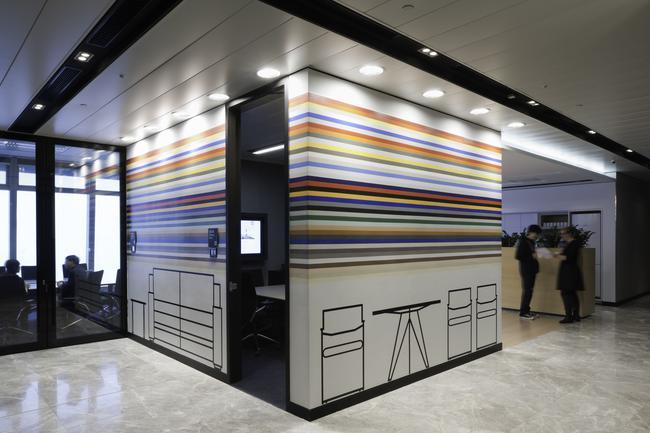垂直的社区——德意志银行香港总部