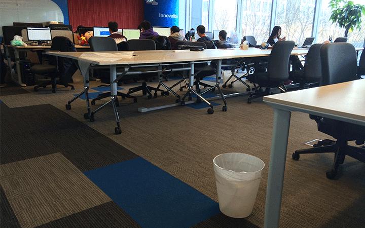 厦门软件园某软件集团大型孵化器案例