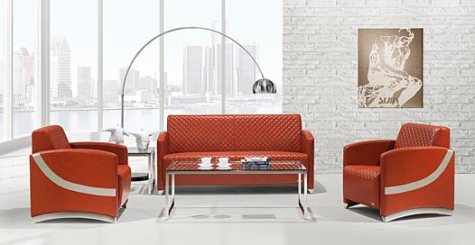 办公沙发厂家生产的沙发结构