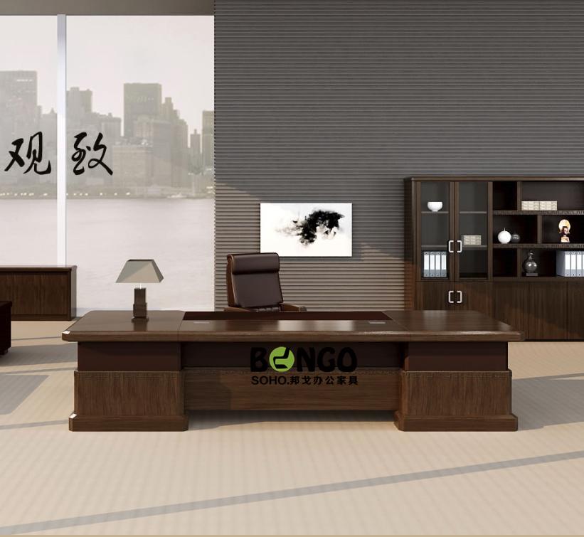 板式现代总裁办公桌 BG-ZCK1601