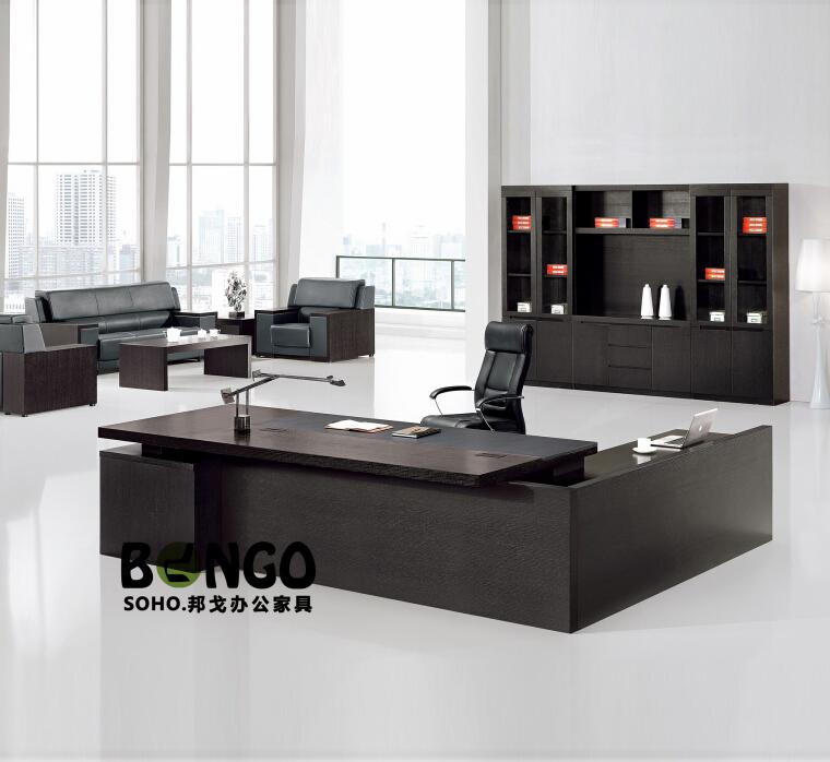 板式现代总裁办公桌 BG-ZCK1602