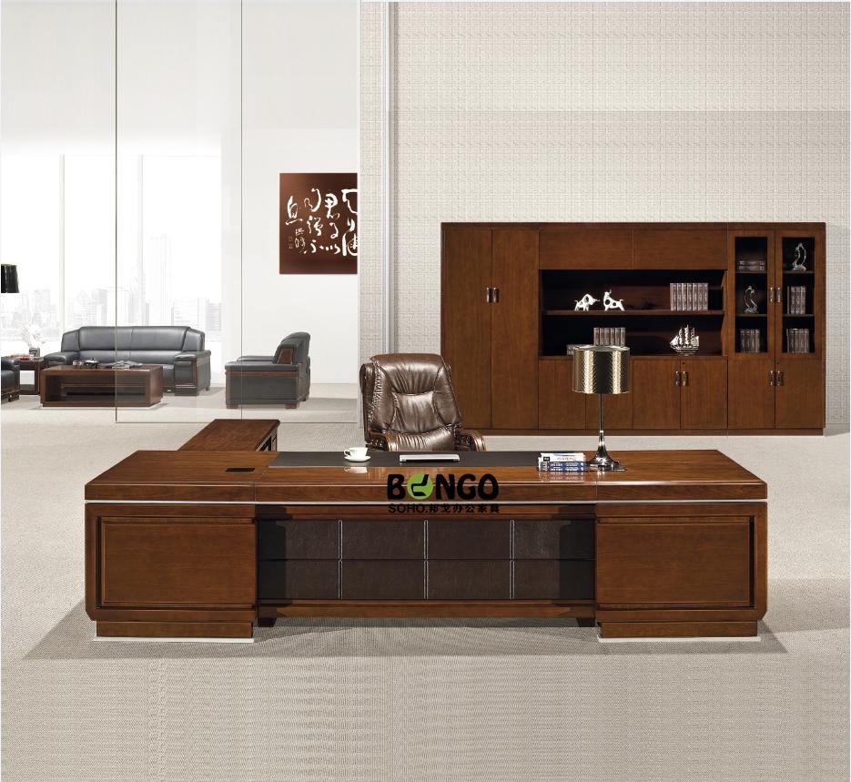板式现代总裁办公桌 BG-ZCK1603