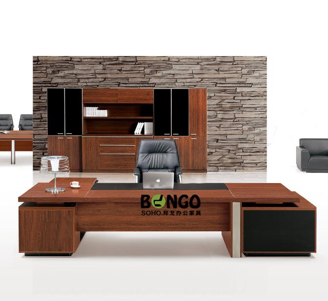 板式现代总裁办公桌 BG-ZCK1609