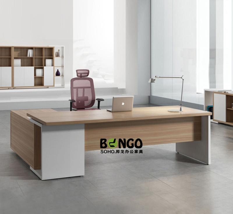 板式現代總裁辦公桌 BG-ZCK1620