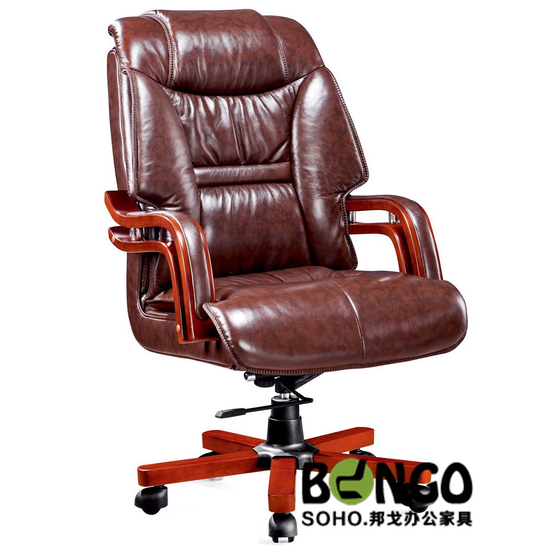 现代老板椅 BG-LBY1608