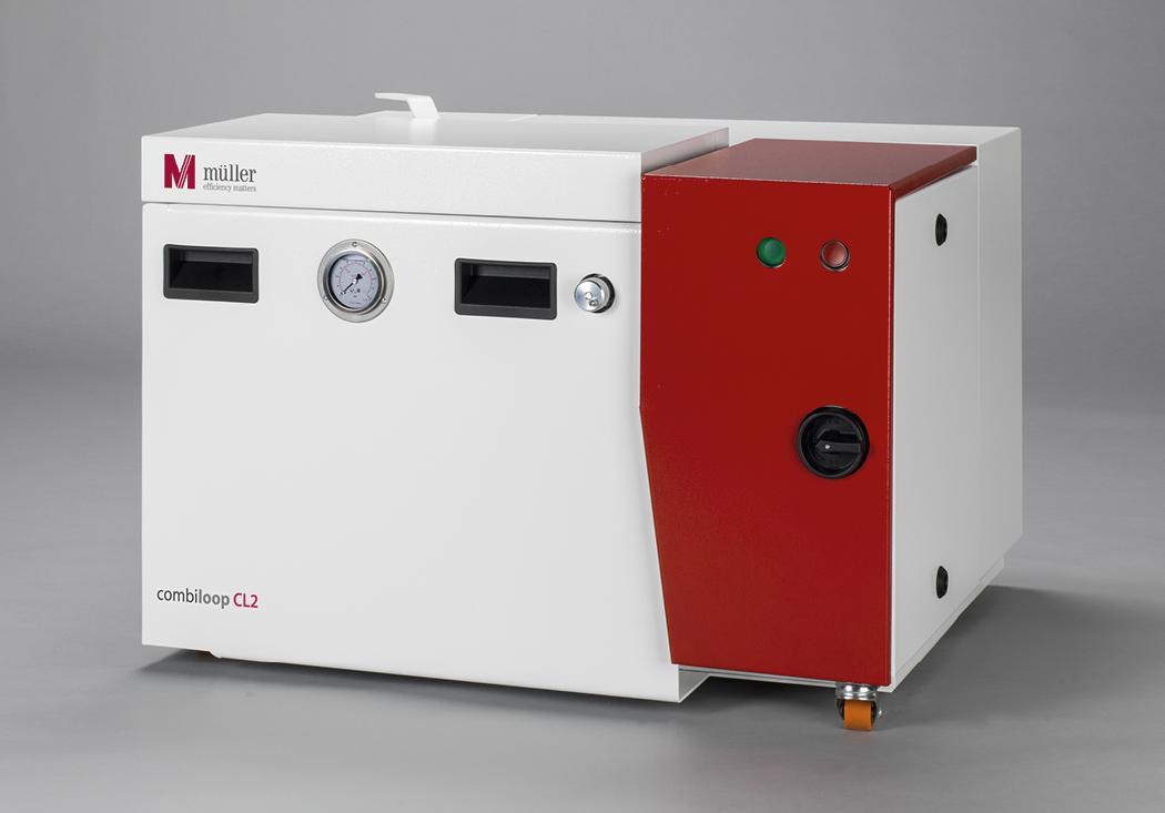 Müller高压泵-CL2E