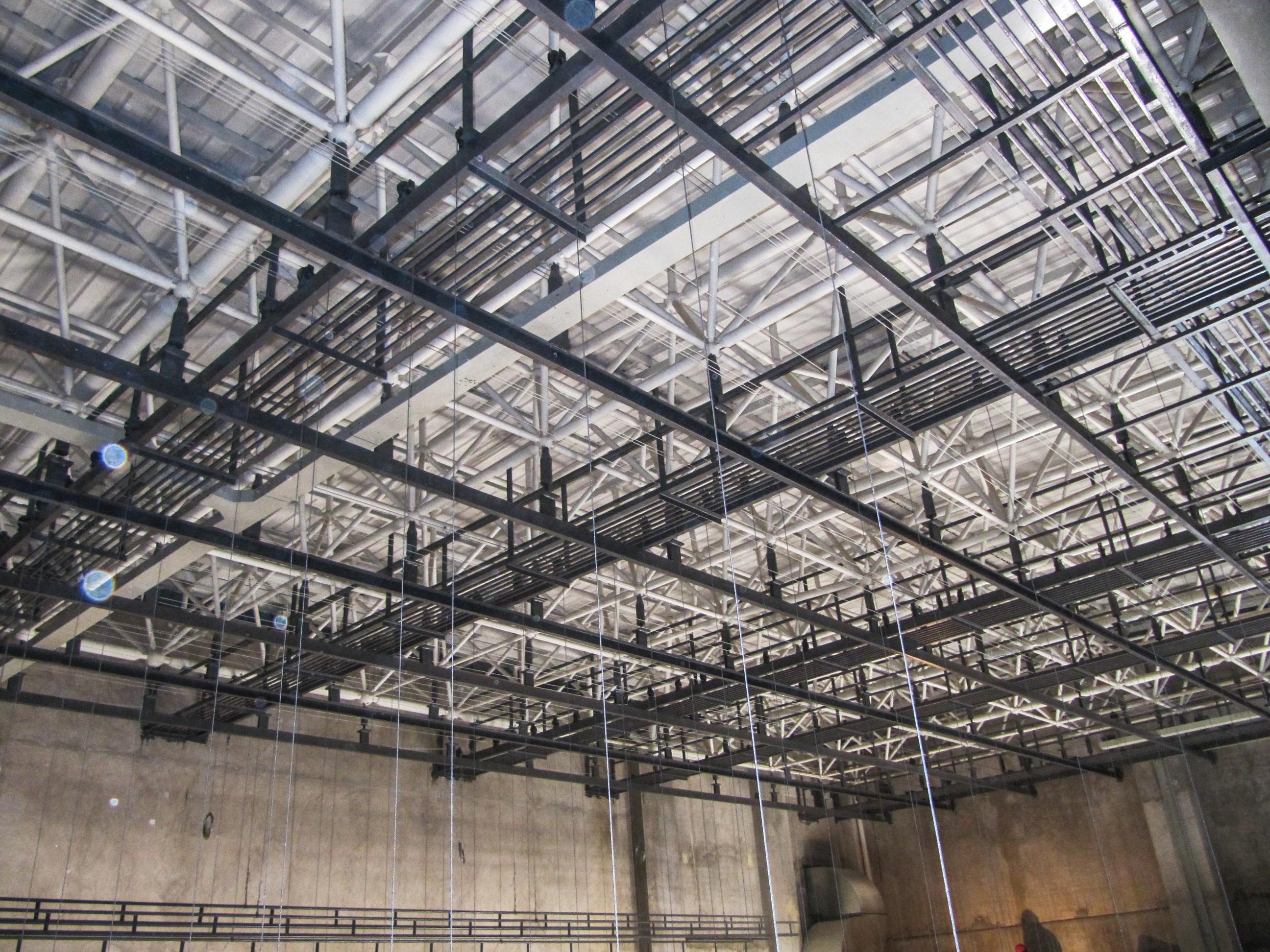 钢结构(栅顶)-云南驰腾舞台科技有限公司