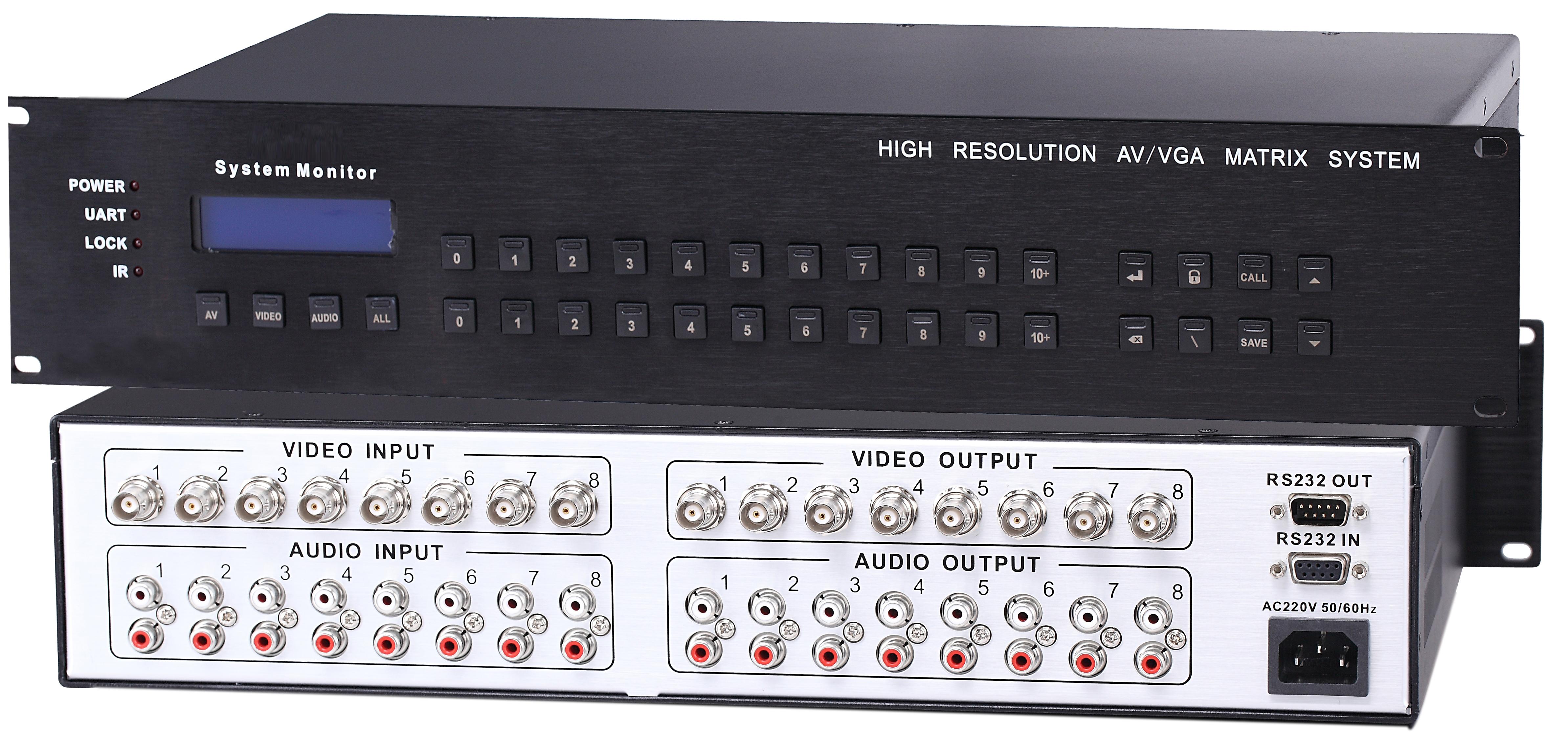 VT-AV AV系列矩阵