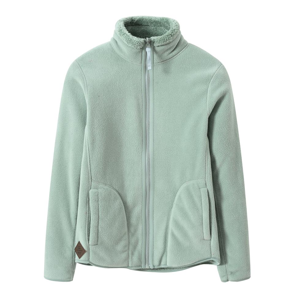 女式立领御寒抓绒外套(三色-女式一件两穿保暖抓绒外套)-CGA972539