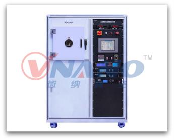 超高真空电阻蒸发镀膜设备-可连接手套箱