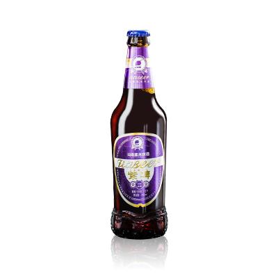 紫啤豪饮款 瓶装 12°P 448ml