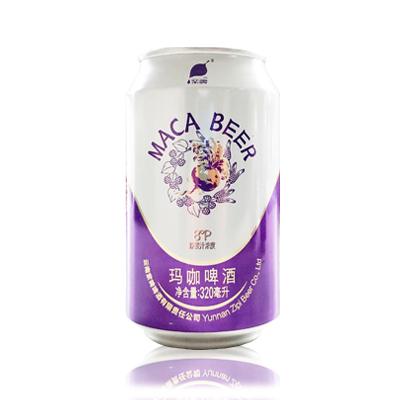 瑪咖啤酒 罐裝 8°P 320ml