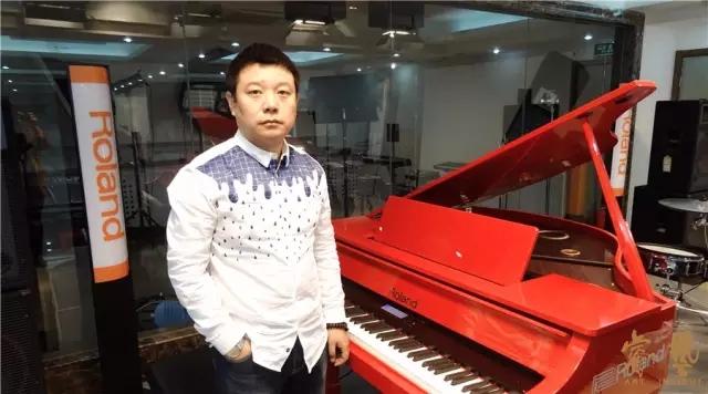 打造全新音乐教育模式——专访罗兰数字音乐教育副总裁宫旭生