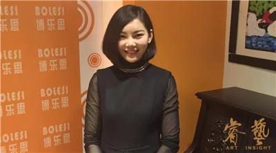 """小而美中谋发展 ——专访""""博乐思艺术教育""""创始人徐倩"""