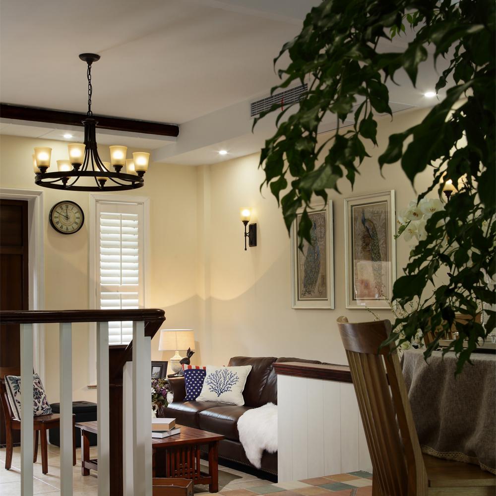 室内设计风格-美式