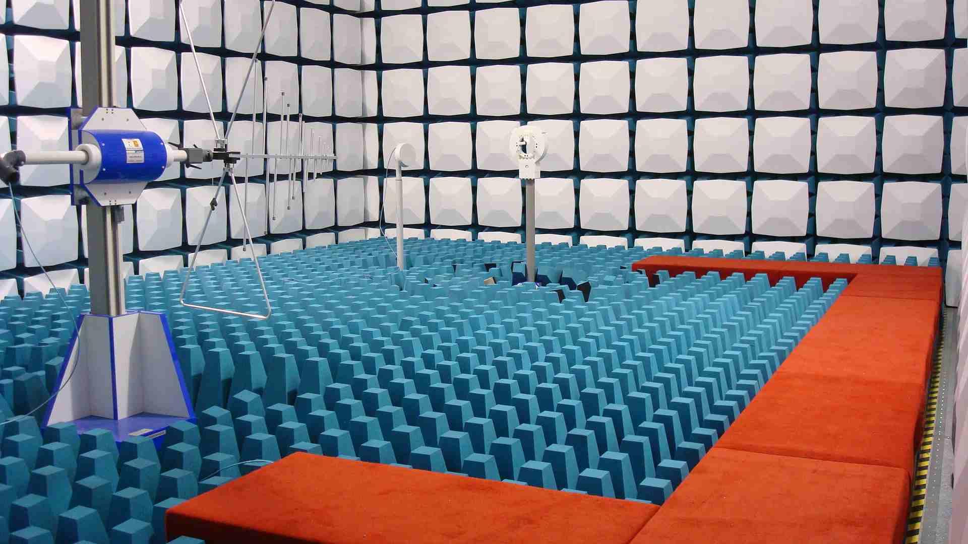 5m  Anechoic chamber