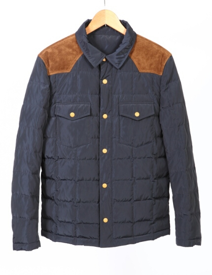 男士行棉夹克 Men's quilted jacket