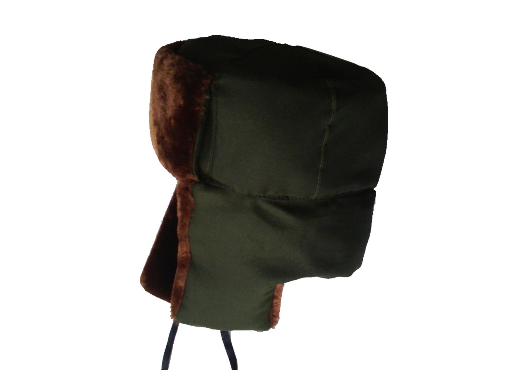 冬帽 Chapka