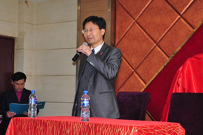 国务院新农村建设督导中心付主任(扶刚)讲话