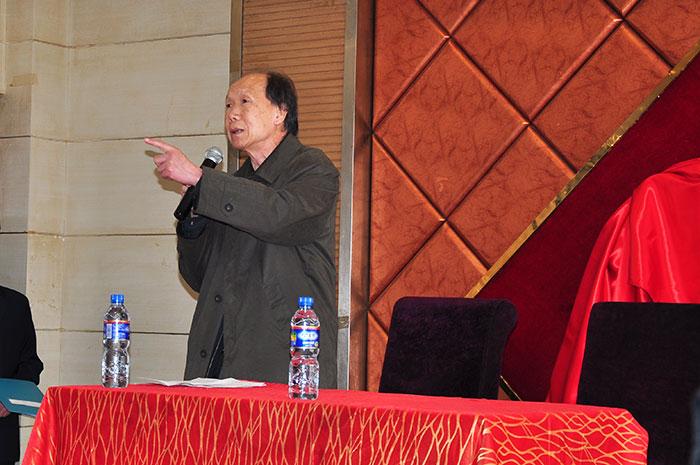 国家质检总局助理巡视员(王清祖)讲话