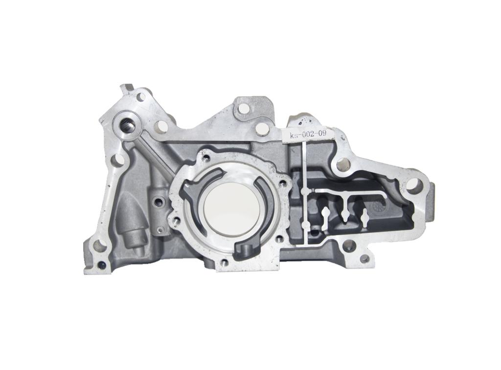 汽车零件(CNC机加工)