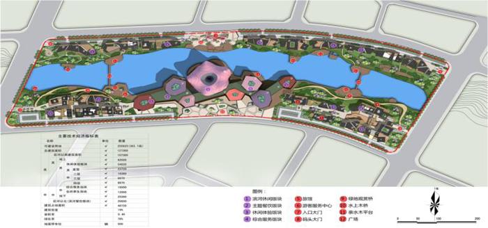 庐陵文化美食城-基理(北京)城市规划设计有限公司