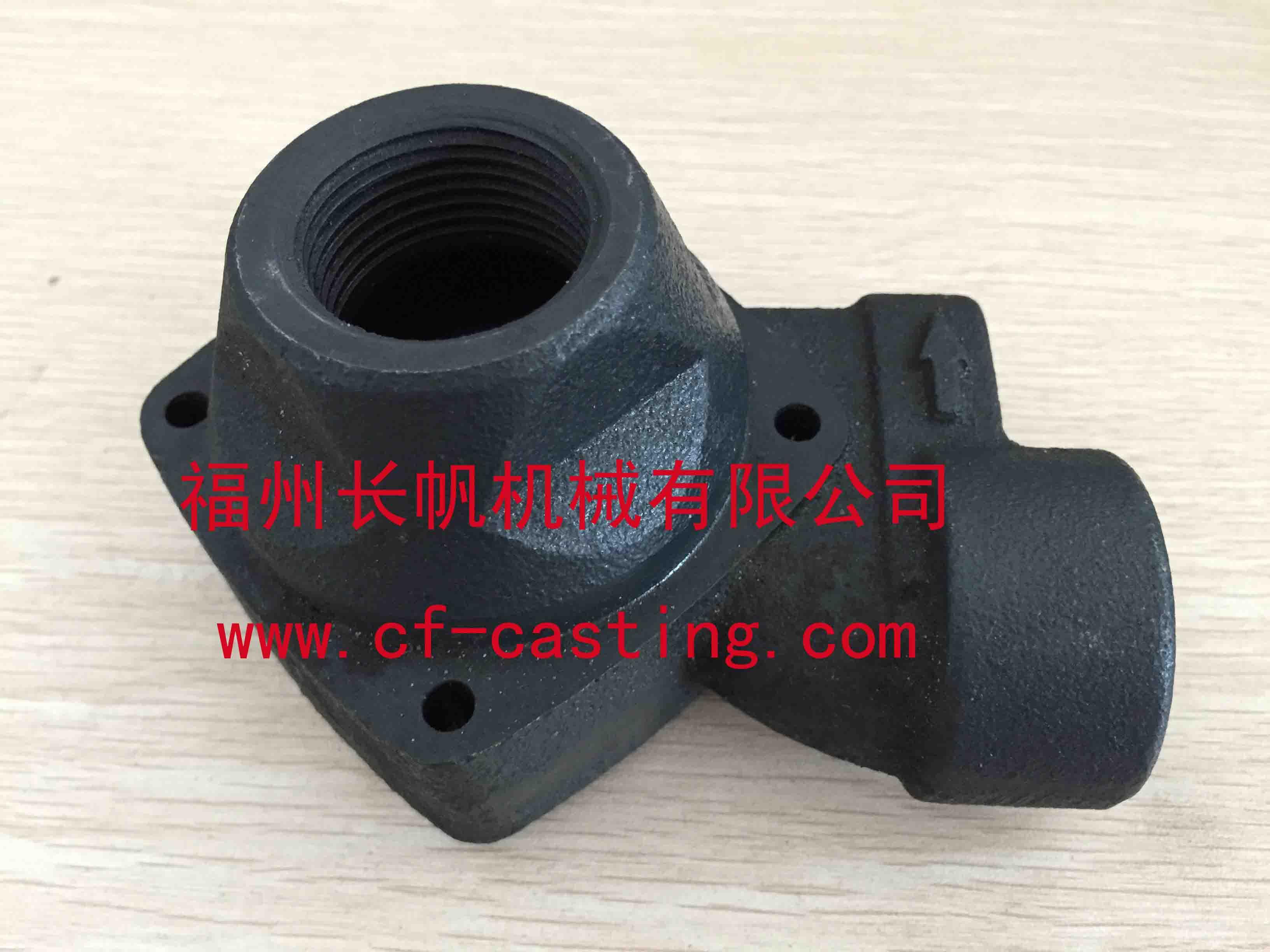 PM16泵体  CF 长帆 CF灰铁铸造 CF灰铁铸件 CF水泵铸造铸件