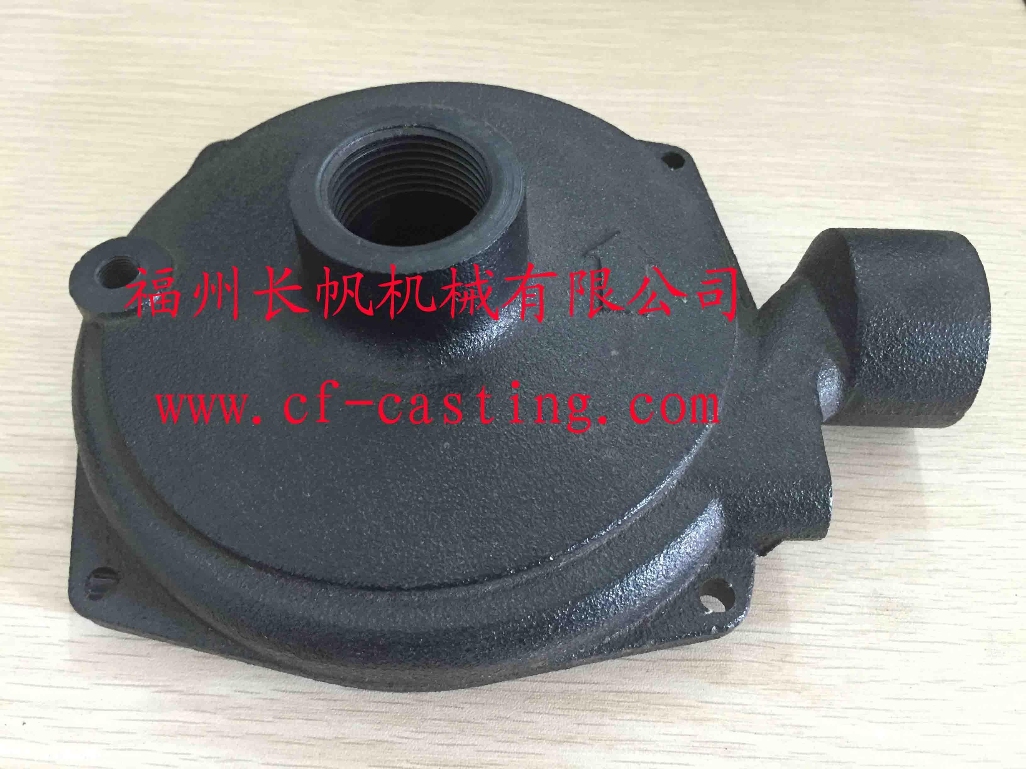 SCM泵体  CF 长帆 CF灰铁铸造 CF灰铁铸件 CF水泵铸造铸件