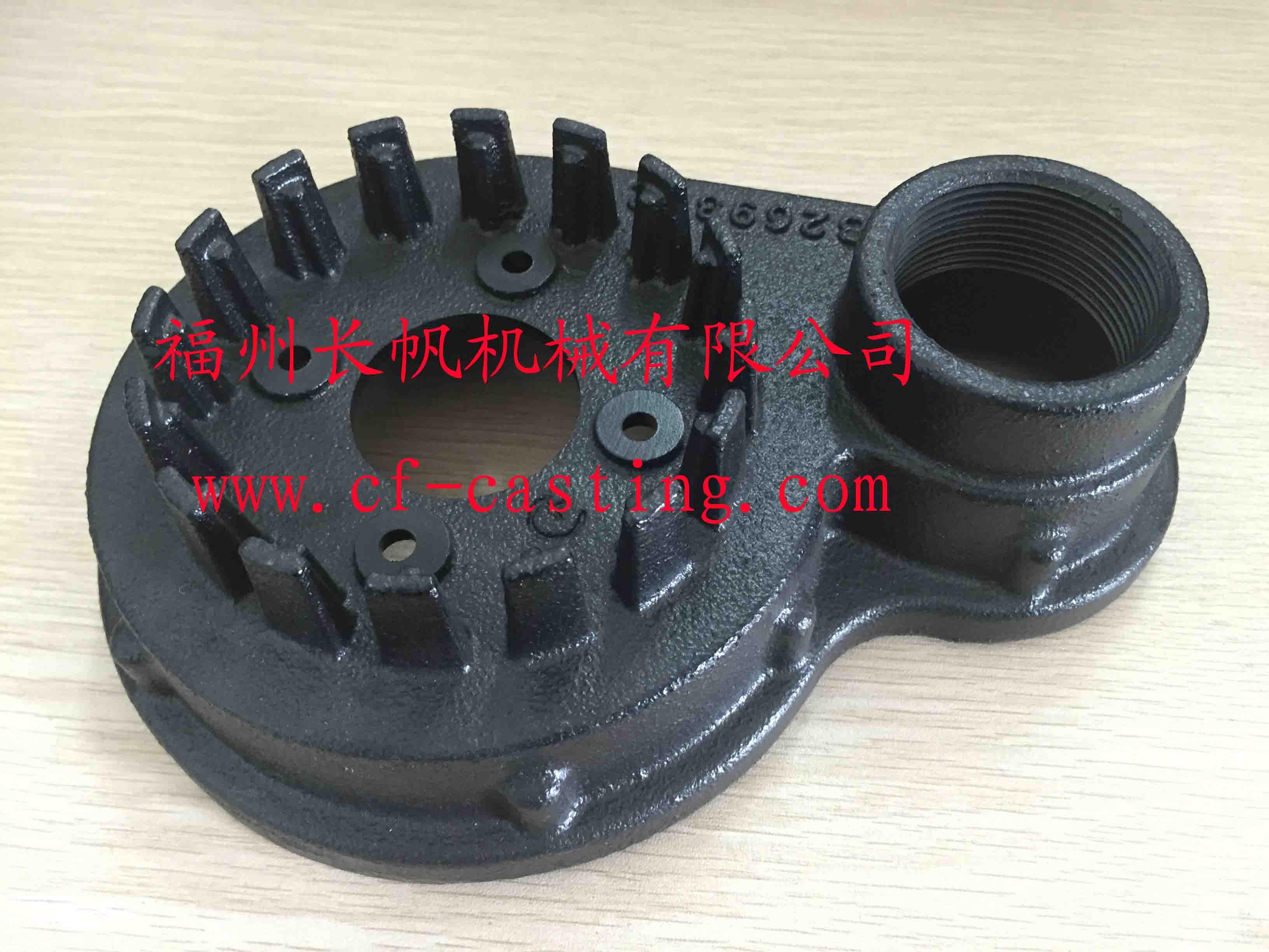 SPO泵体  CF 长帆 CF灰铁铸造 CF灰铁铸件 CF水泵铸造铸件