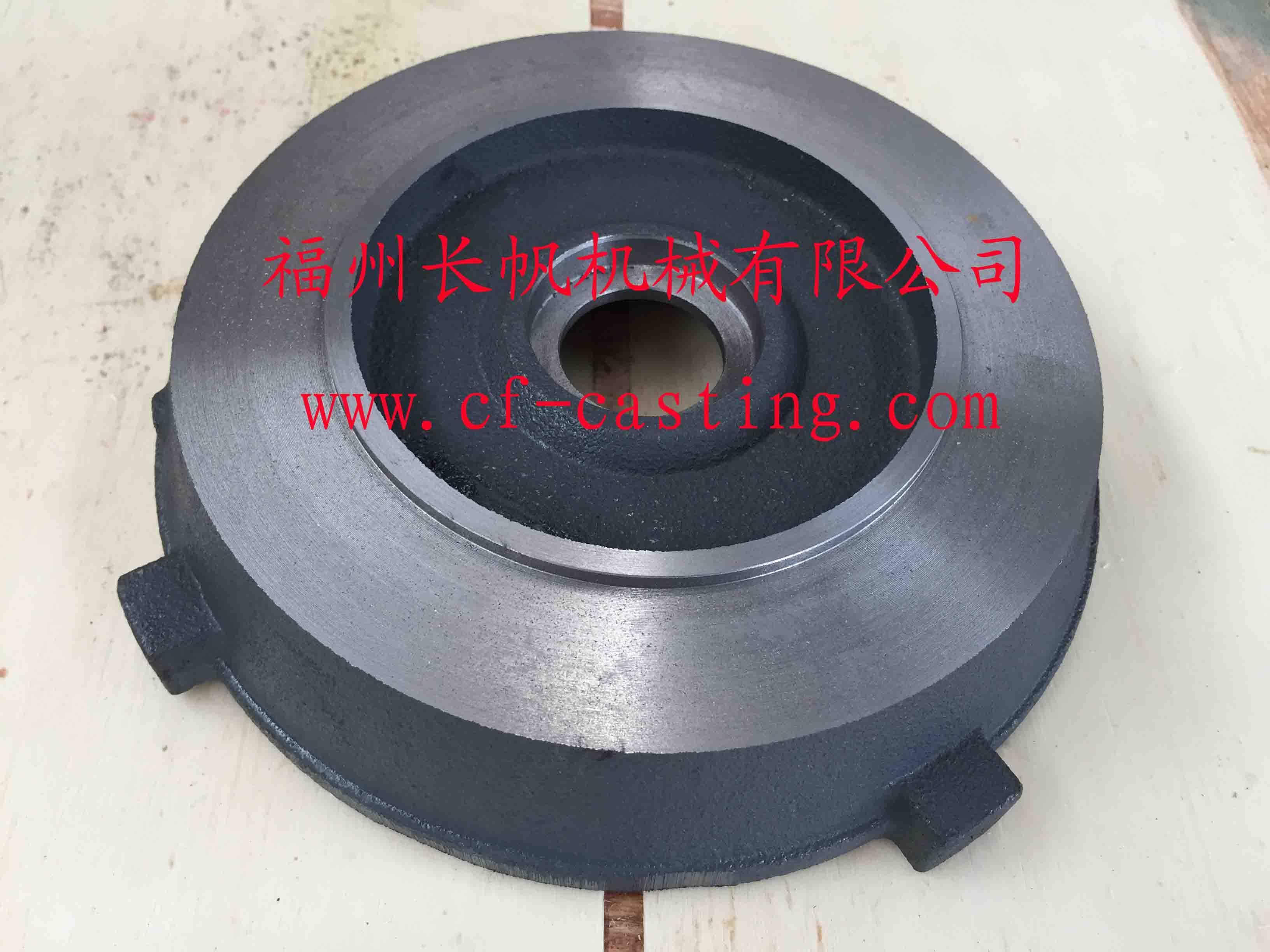 WEA100工业电机后盖  CF 长帆 CF灰铁铸造 CF灰铁铸件 CF水泵铸造铸件