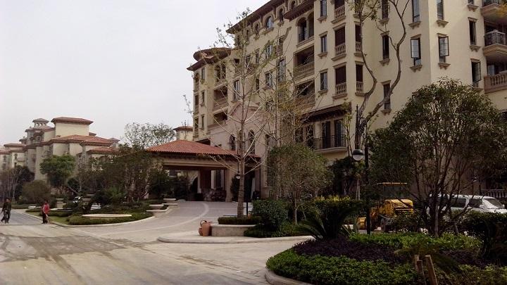 杭州绿城临平兰庭公寓