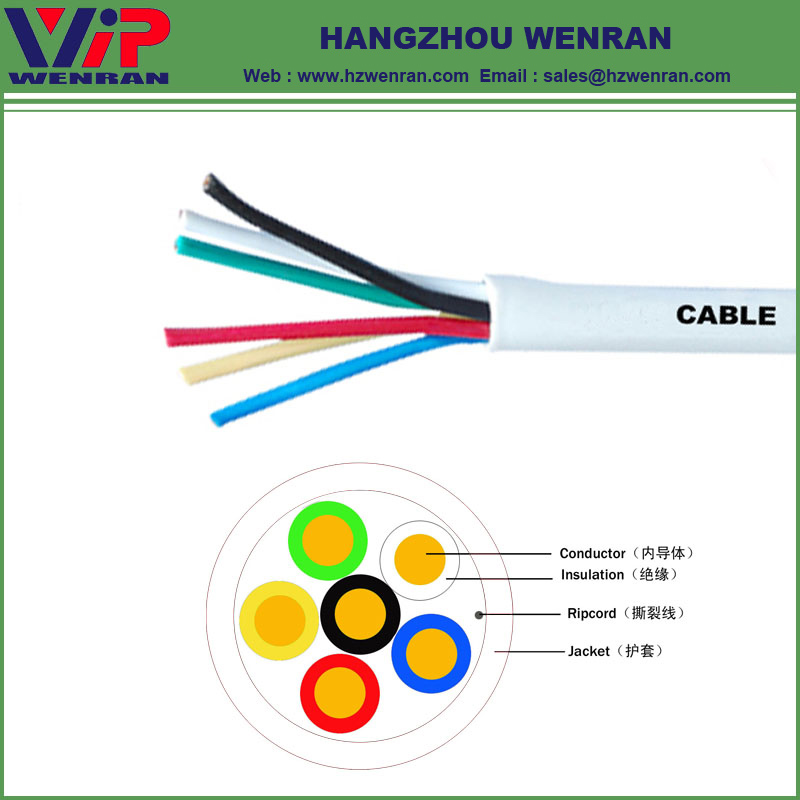6 Cores Alarm Cable