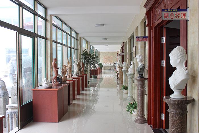 产品展示走廊
