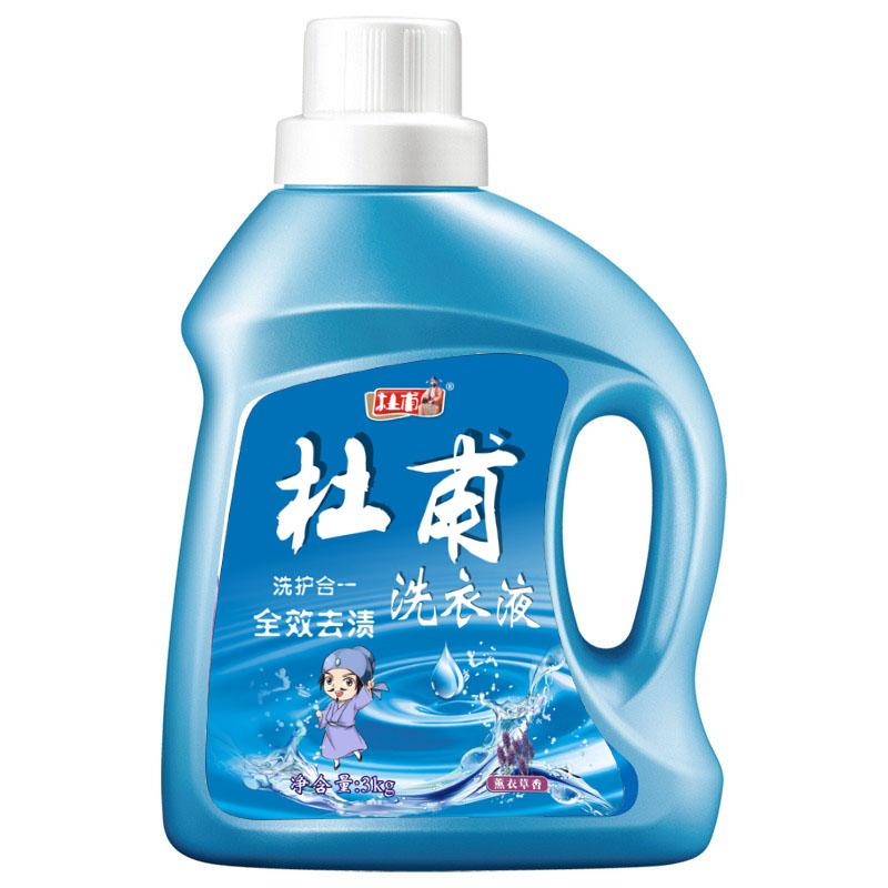杜甫洗衣液3KG