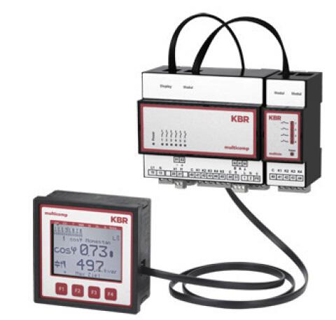 Multicomp-Basic无功功率补偿控制器
