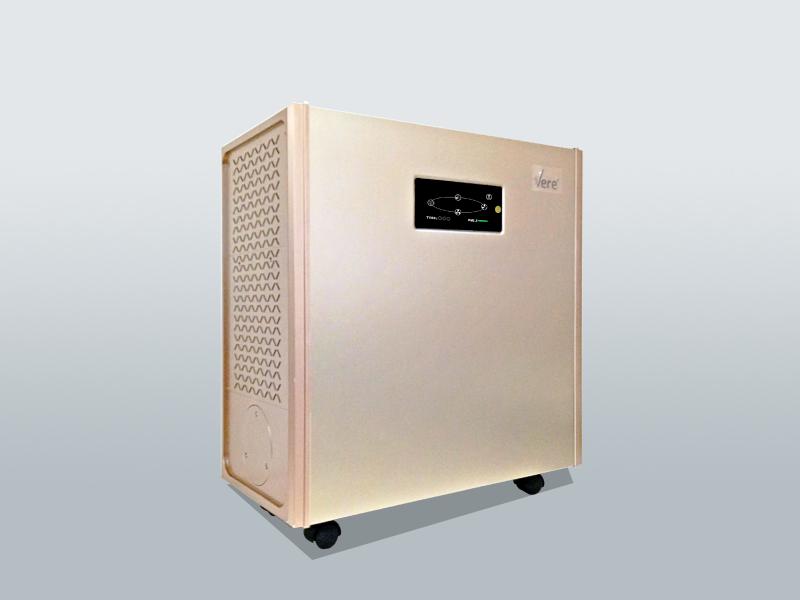 MW-300 驻极微静电壁挂式-立式一体新风净化机