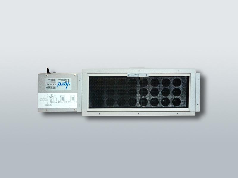 MF-510-H 驻极微静电风机盘管净化产品
