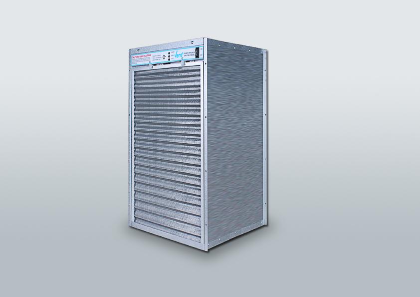 D系列一体式双层静电净化机 D-1900-A/M