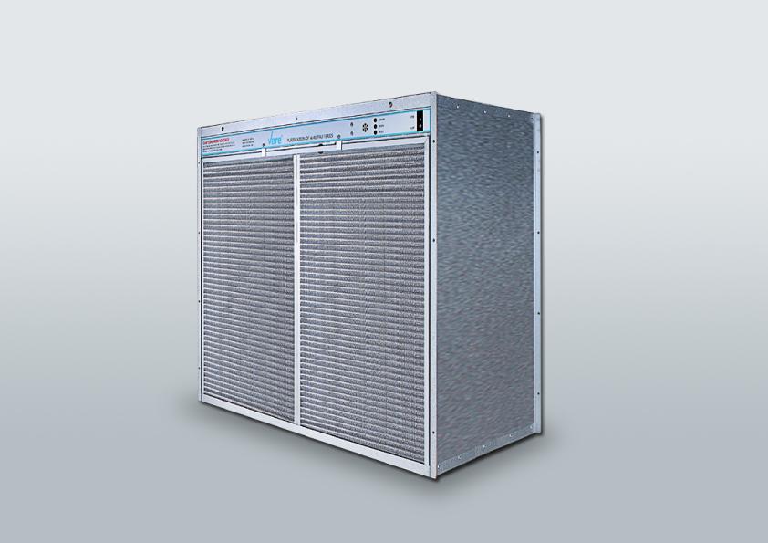 D系列一体式双层静电净化机 D-3800-A/M