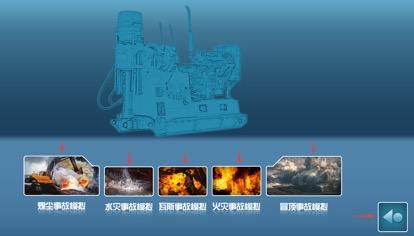 煤礦應急救援仿真演練系統