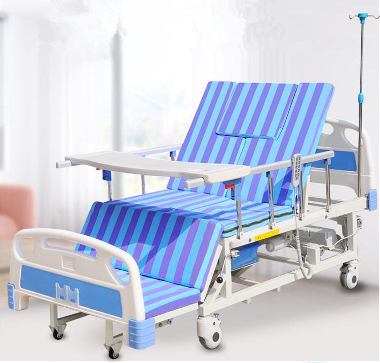 手电一体翻身多功能护理床DH04