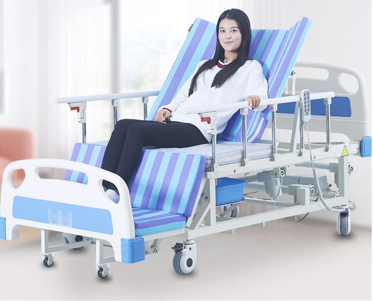 手电一体翻身多功能护理床DH02