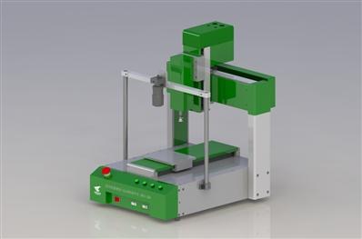 桌面机器人(2~4轴)