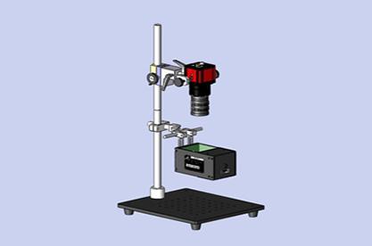 机器视觉多功能实验台架