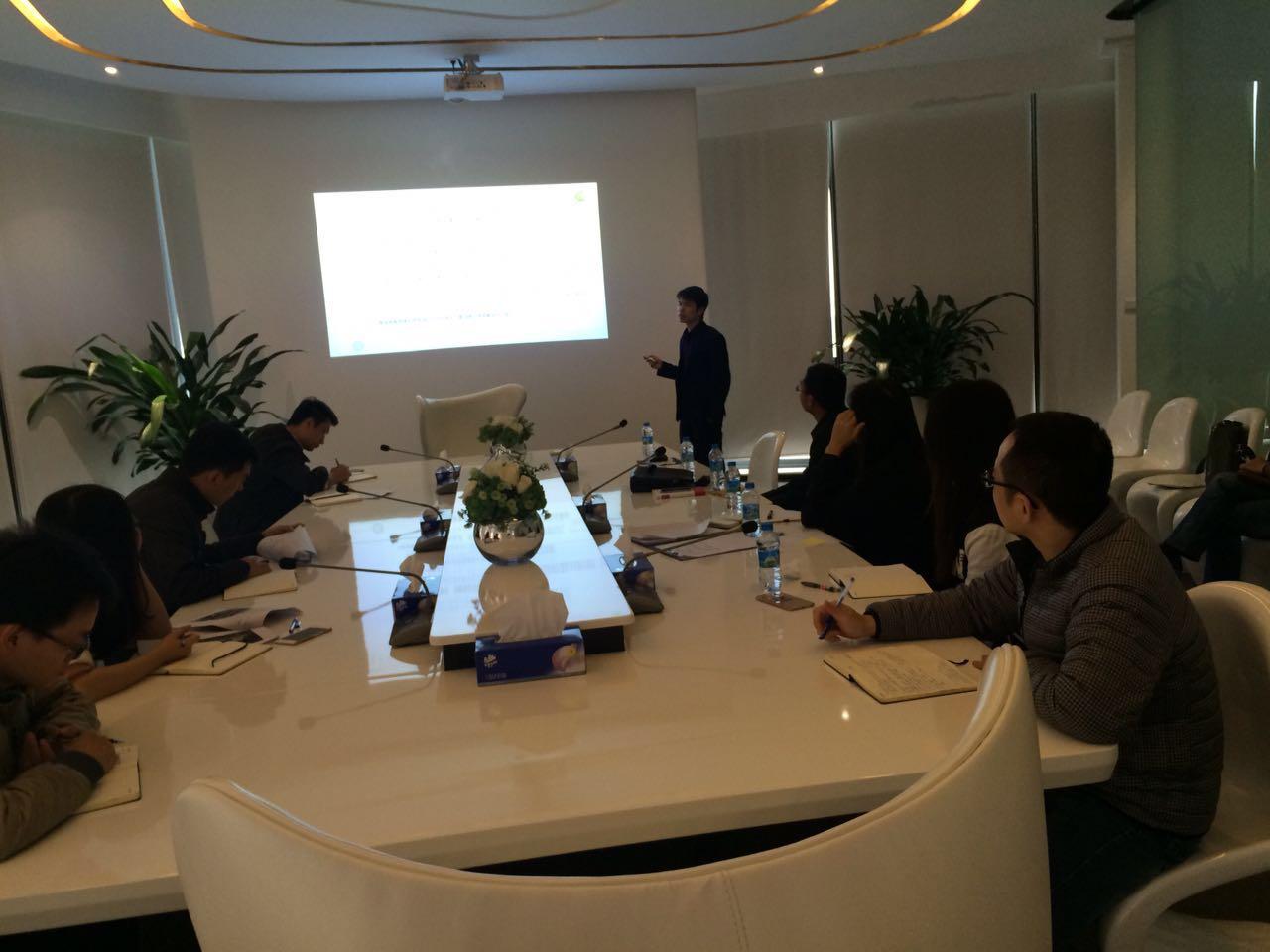 ◆ 华强集团3月10号邀请我司做绿色建筑专题讲座