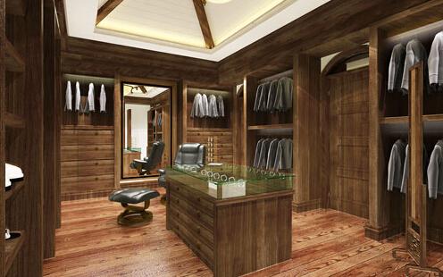 410移门壁柜和衣帽间的设计和选购