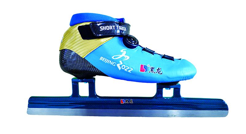 XS4116-01-2 特初级速滑短道鞋 扭转扣