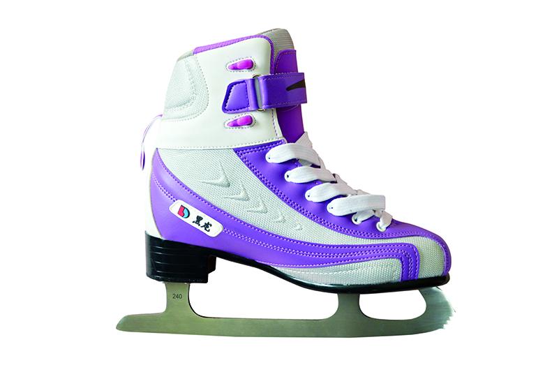 XH1016-06-2 普级把戏刀鞋-软体把戏 【沉舞一代】紫